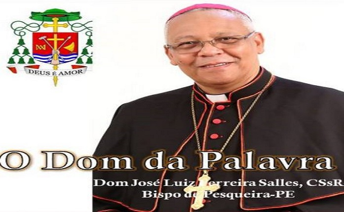 Mensagem de Dom José Luiz